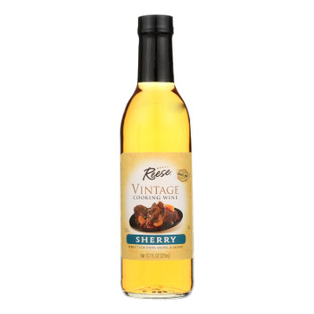 Reese Sherry Cooking Wine - Case Of 6 - 12.7 Fl Oz.