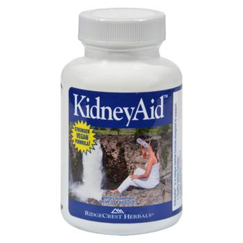 Ridgecrest Herbals Kidneyaid - 60 Vegetarian Capsules