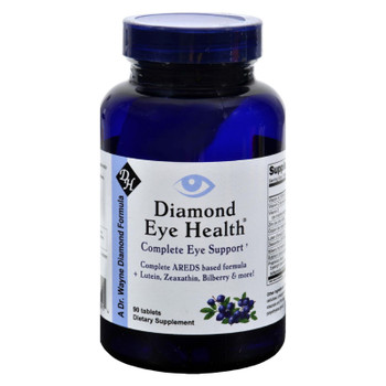 Diamond Herpanacine Diamond Eye Health - 90 Tablets