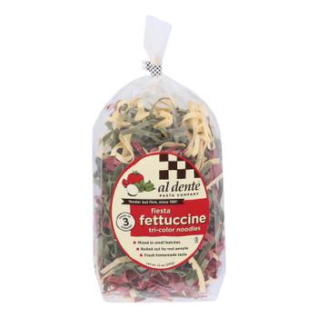 Al Dente - Fettuccine - Fiesta - Case Of 6 - 12 Oz.