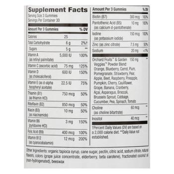Nature's Way - Alive! Multi-vitamin Adult Gummies - 90 Gummies
