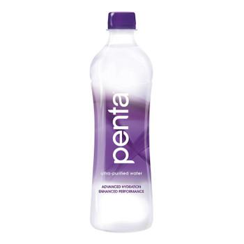 Penta Purified Water Ultra Purified Water - Case Of 360 - 33.8 Fl Oz.