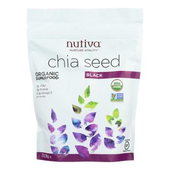 Nutiva Organic Chia Seed - 12 Oz