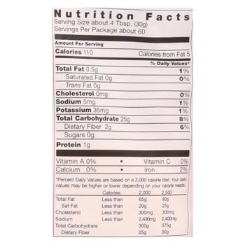 Pamela's Products - All-purpose Artisan Blend - Flour - Case Of 3 - 4 Lb.