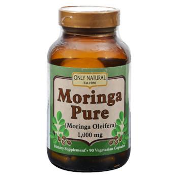 Only Natural Moringa Pure - 90 Caps