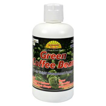 Dynamic Health Green Coffee Bean Extract Juice Blend - 800 Mg - 30 Fl Oz