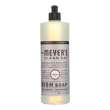 Mrs. Meyer's Clean Day - Liquid Dish Soap - Lavender - 16 Oz