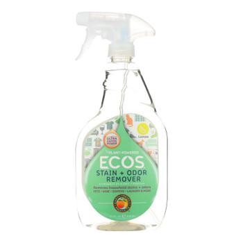 Earth Friendly Stain And Odor Remover Spray - 22 Fl Oz