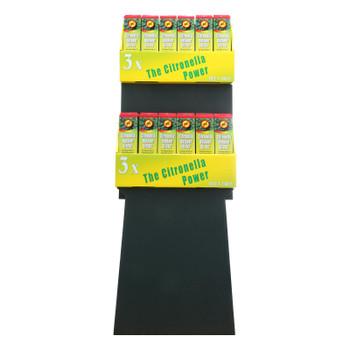 Neem Aura Naturals Outdoor Citronella Sticks - 10 Count - Case Of 36