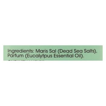 One With Nature Bath Salts - Dead Sea Mineral - Eucalyptus - 32 Oz