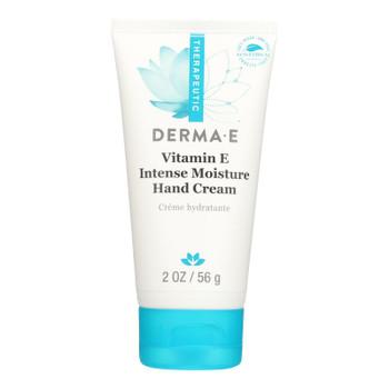 Derma E - Vitamin E Intensive Hand Creme - 2 Fl Oz.