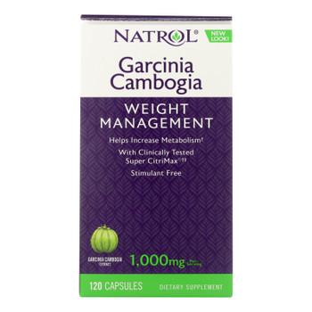 Natrol Garcina Cambogia - 120 Capsules