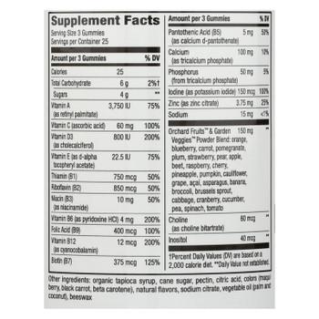 Nature's Way - Alive! Women's Multi-vitamin Gummies - 75 Gummies
