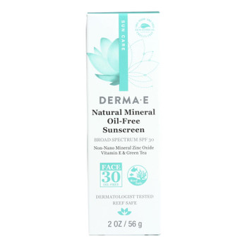 Derma E - Sunscreen - Facial Antioxidant - 2 Oz.