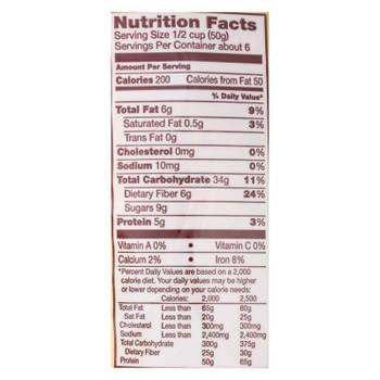 Back To Nature Granola - Vanilla Almond Agave - 11 Oz - Case Of 6
