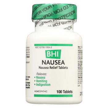 Bhi - Nausea Relief - 100 Tablets