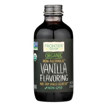 Frontier Herb Vanilla Flavoring - Organic - 4 Oz