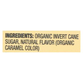 Wholesome Sweeteners Pancake Syrup - Organic - Original - 20 Oz - Case Of 6