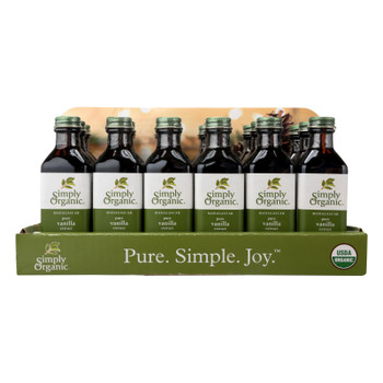Simply Organic - Vanilla - Organic - 18 Count