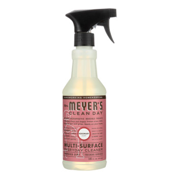 Mrs. Meyer's Clean Day - Multi-surface Everyday Cleaner - Rosemary - 16 Fl Oz
