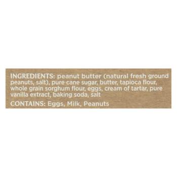 Aleia's - Gluten Free Cookies - Peanut Butter - Case Of 6 - 9 Oz.