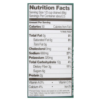 Native Forest Meat Substitute - Case Of 6 - 14 Oz.