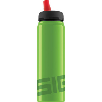 Sigg Water Bottle - Active Top - Green - .75 Liter