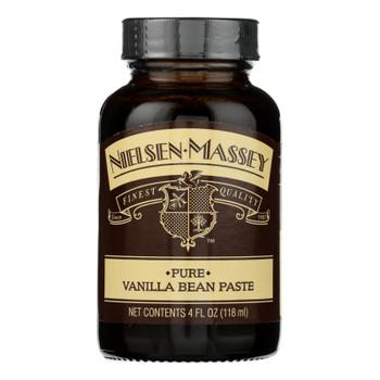 Nielsen - Massey Vanilla Bean Extract Pure Paste - Case Of 6 - 4 Fl Oz.