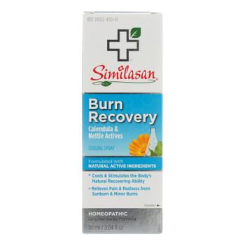 Similasan Burn Recovery Cooling Spray - 3.04 Fl Oz.