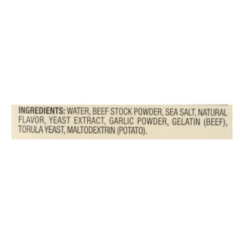 Pacific Natural Foods Broth - Beef - Case Of 12 - 32 Fl Oz.