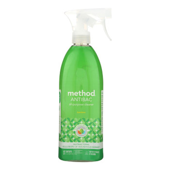 Method Products All Purpose Cleaner - Bamboo - Case Of 8 - 28 Fl Oz.