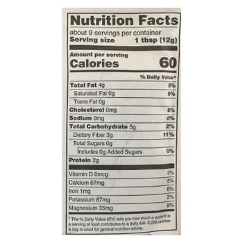 Navitas Naturals Chia Seeds - Organic - Raw - 4 Oz - Case Of 12