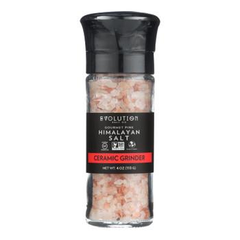 Evolution Salt Gourmet Salt - Grinder - 4 Oz