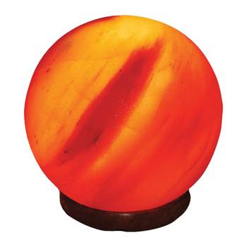 Evolution Salt Crystal Salt Lamp - Sphere - 6 Inches - 1 Count