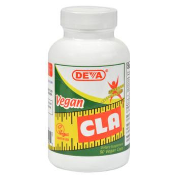 Deva Vegan Vitamins - Deva Cla - 90 Vegan Capsules