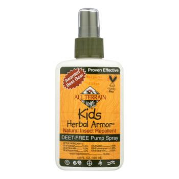 All Terrain - Herbal Armor Spray For Kids - 4 Oz