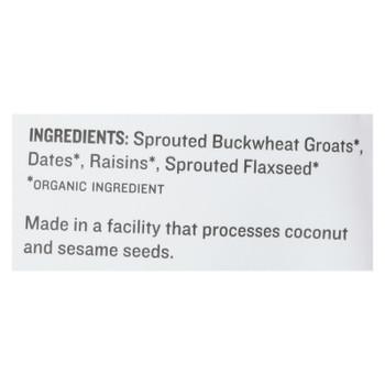 Go Raw - Organic Sprouted Granola - Raisin Crunch - Case Of 6 - 16 Oz.
