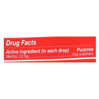 Ricola Herb Throat Drops Cherry Honey - 24 Drops - Case Of 12