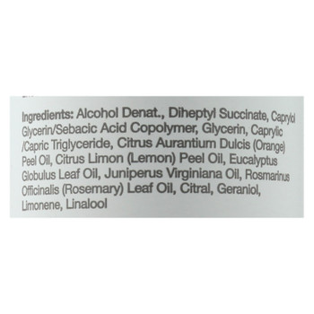 Jason Natural Products Spray Deodorant - Fresh Cucumber - 3.8 Oz.