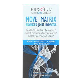 Neocell Laboratories Move Matrix Advanced Joint Hydrator - 150 Capsules
