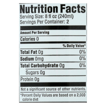 Qure Water Alkaline Water - Case Of 24 - 16.9 Fl Oz.
