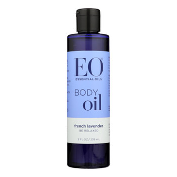 Eo Products - Body Oil - French Lavender Everyday - 8 Fl Oz