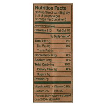 Montebello Organic Pasta - Organic - Case Of 12 - 1 Lb.