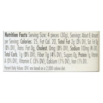 Jeff's Natural Artichoke Hearts - Marinated - Case Of 6 - 14.5 Oz