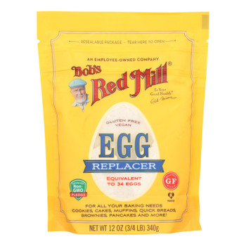 Bob's Red Mill - Egg Replacer - Case Of 8 - 12 Oz