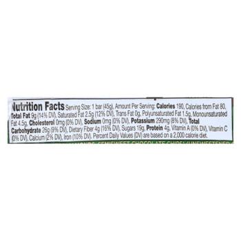 Larabar Fruit And Nut Bar - Mint Chip Brownie - Case Of 16 - 1.6 Oz