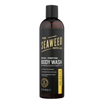 The Seaweed Bath Co Bodywash - Detox - Purify - Enlighten - 12 Fl Oz