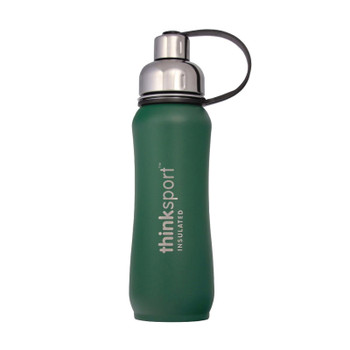 Thinksport  17oz (500ml) Insulated Sports Bottle - Green
