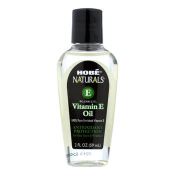 Hobe Labs Naturals Vitamin E Oil - 2 Fl Oz