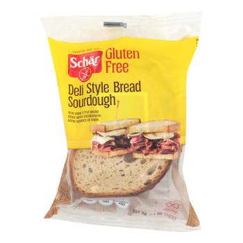 Schar Bread - Deli Style - Case Of 5 - 8.5 Oz